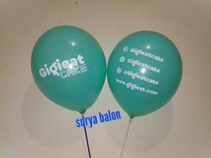 balon sablon gigieat