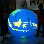 jual balon globe murah