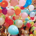 droping balloon