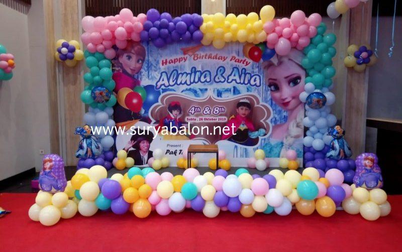 pesta ulang tahun
