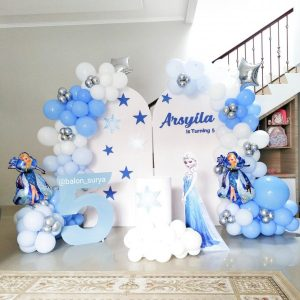 dekorasi balon ulang tahun jakarta