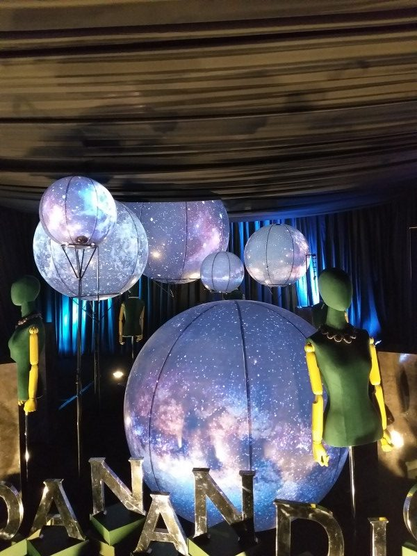 balon light dekorasi