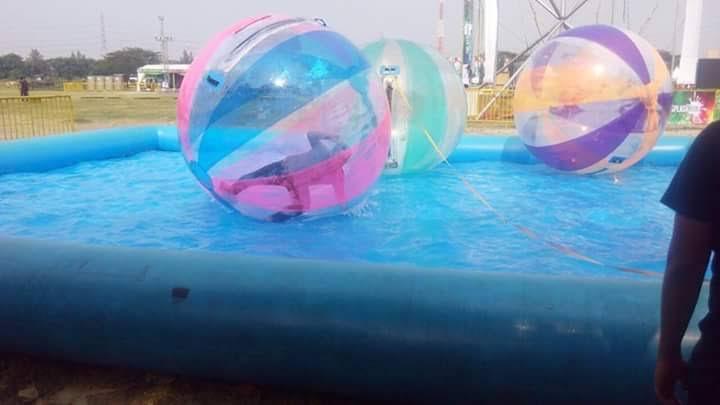 mainan bola air
