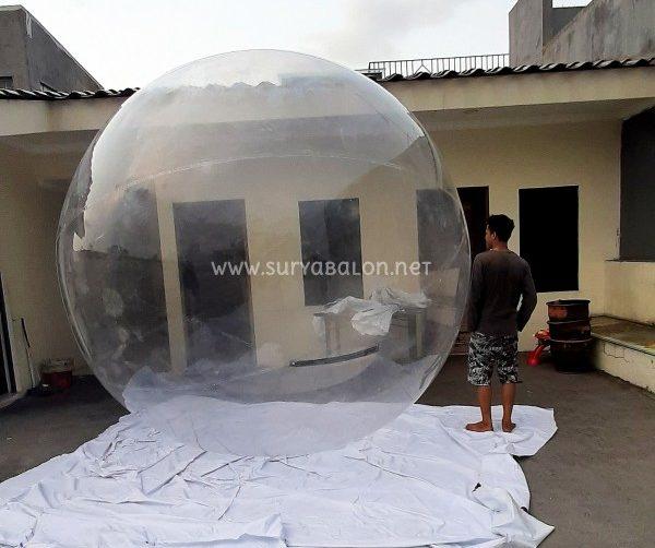 balon bola air