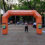 jual balon gate start finish