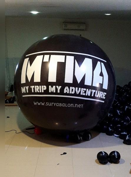 balon bola MTMA