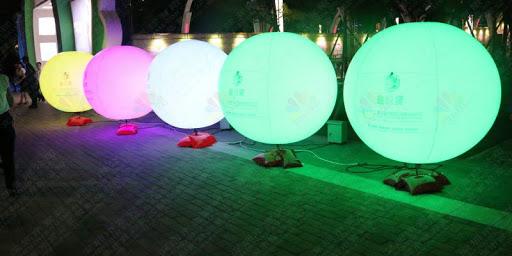 balon led murah