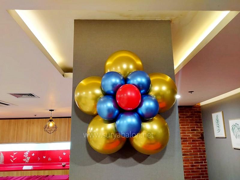 dekorasi PT Telkom