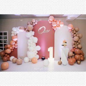 dekorasi balon ulang tahun